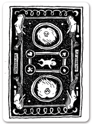 Card Back by Joseph Lunders
